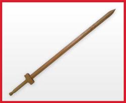 Espada Chen de doble mano