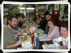 Cena de Navidad 2009