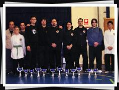 Campeonato nacional de Taichi 2006